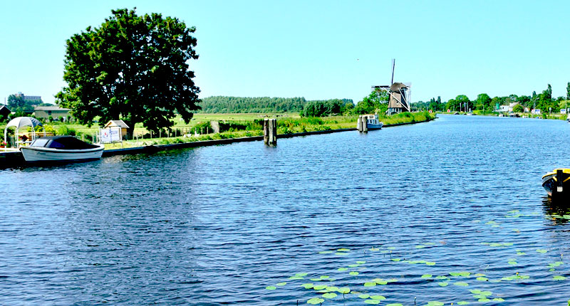 Bootje huren Ringvaart – Aemstel Boating